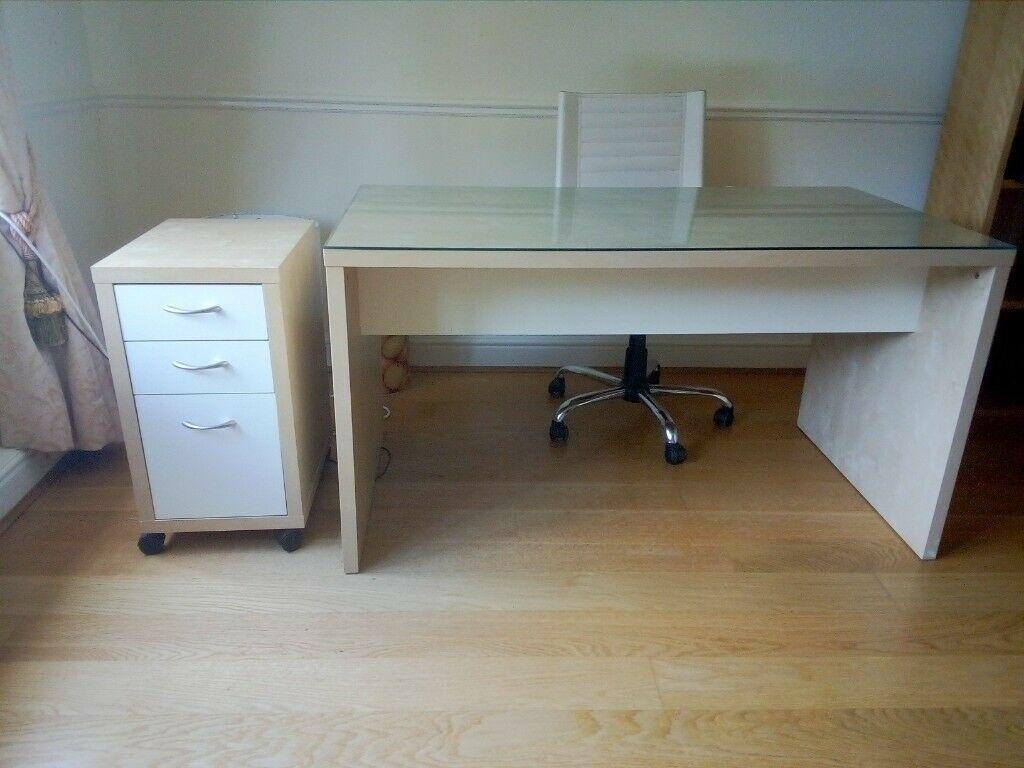 Beautifull Ikea Study Table In 2020 Ikea Study Table Ikea Study Study Table