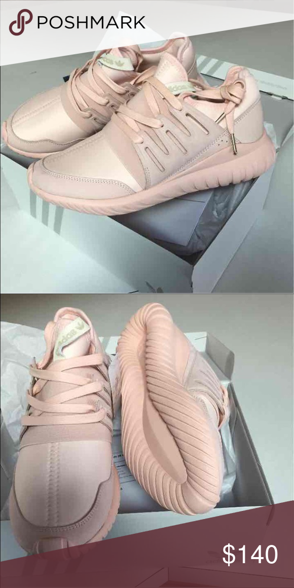 brand new 30e35 482f5 Custom made adidas mi tubular radial Brand new size 8. They ...