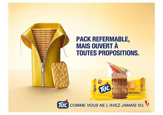 Invitation A Faire Des Tucs Ensemble Communication Agro Alimentaire Creative Advertising Graphic Design Advertising Social Media Design Inspiration