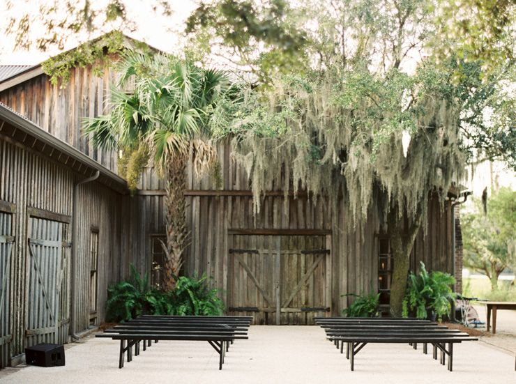 Boone Hall Plantation Wedding Venue in Charleston | fabmood.com