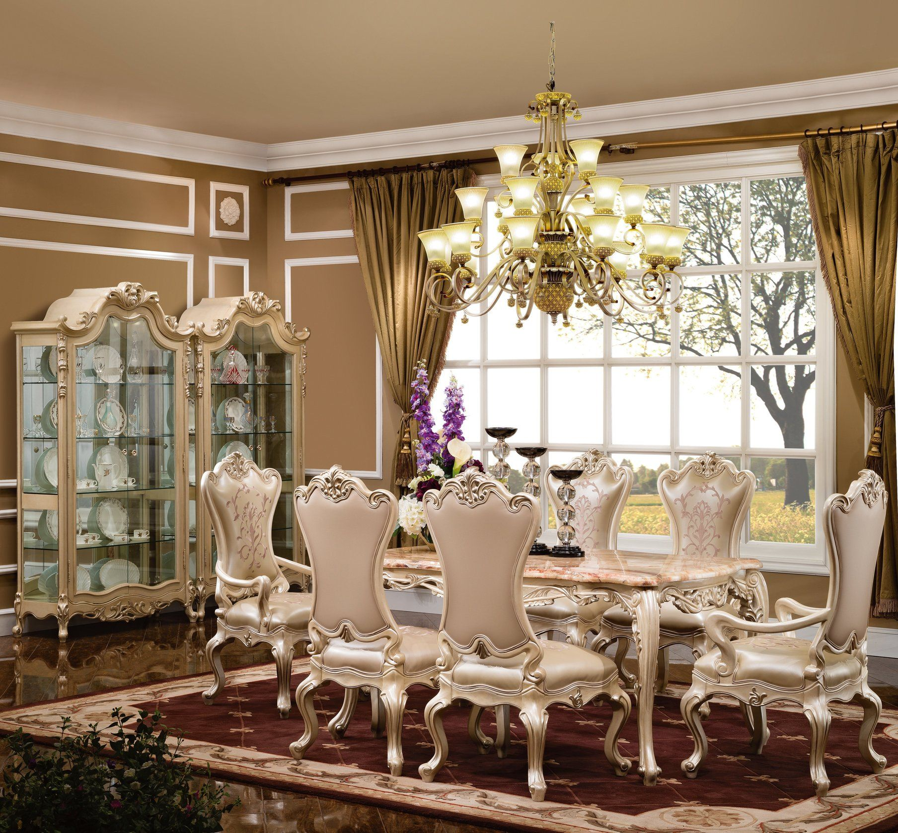 Charming And Cheap Decor Ideas Formal Dining Room: The Fairhaven Formal Dining Room Collection 14736