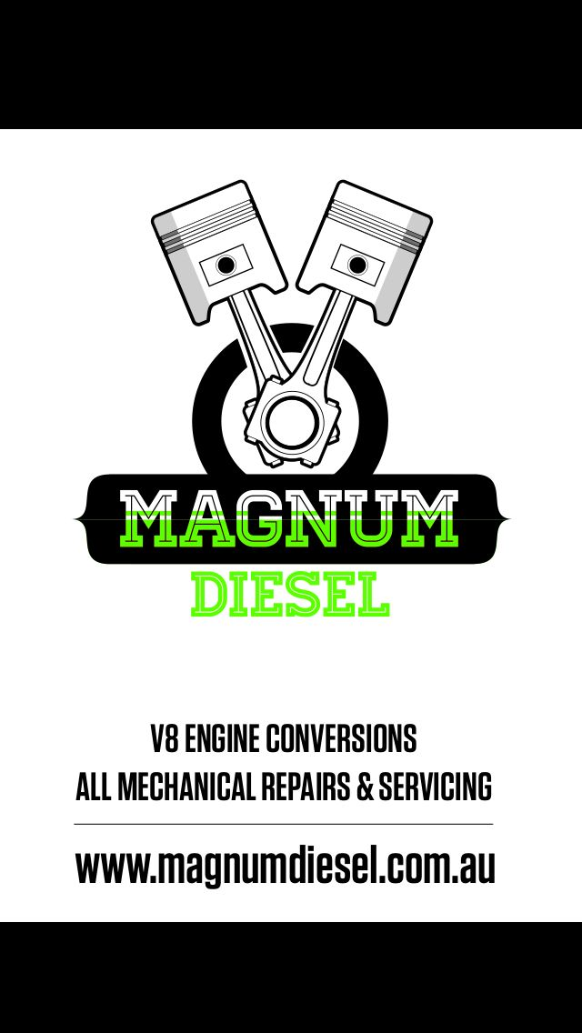 Specialists in fitting V8 turbo or supercharged Diesel