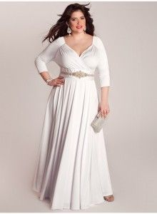 Svatební šaty pro plnoštíhlé IGIGI - Bellerose  1b13585576