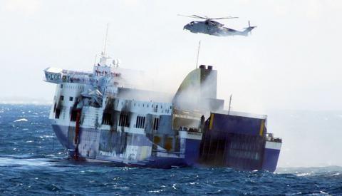 10 οι νεκροί από το ναυάγιο του Nordic Atlantic