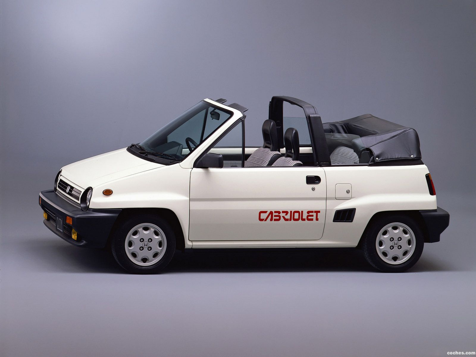 Honda City Cabriolet (FA) 08.1984-09.1986 | 車