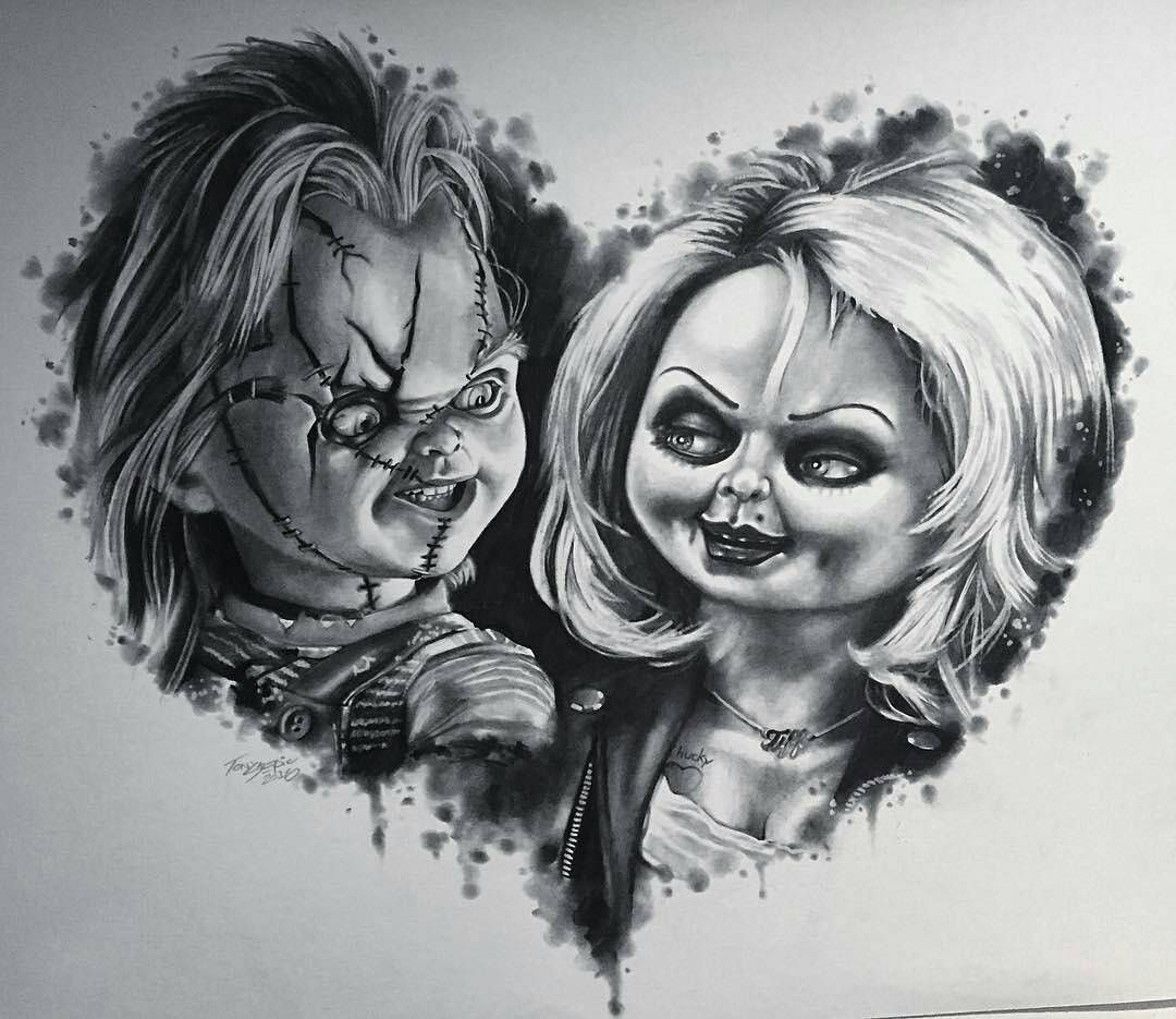 Join Us At The City Of Trees Art Ink Expo Oct 14 16 In Sacramento Ca Don T Miss The Lettering Seminar W Boog Por Horror Tattoo Movie Tattoos Chucky Tattoo