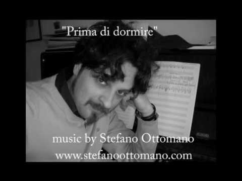 """Stefano Ottomano """"Prima di dormire"""""""