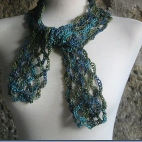 Artesano Skinny Scarf Crochet hooked | Some PINS can\'t be beat ...