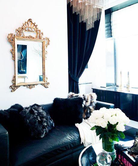 How To Make A Small Space Glamorous