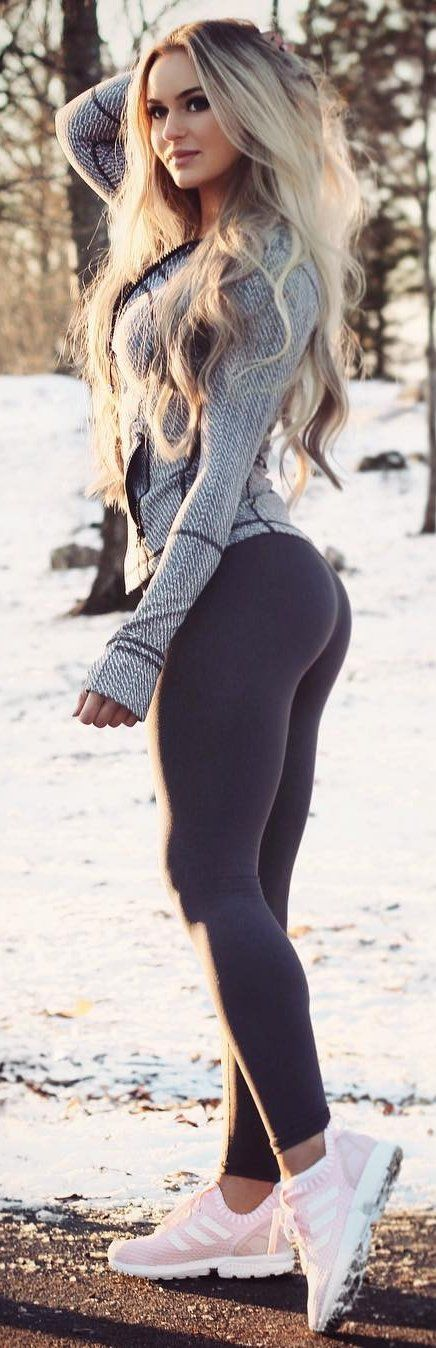 40 Winter Outfits You Must Copy Right Now | Fitness apparel, Gym ...