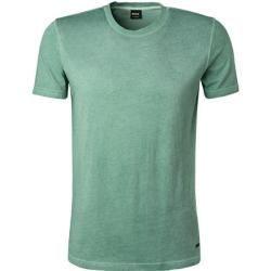 Boss Men's T-Shirts, Cotton, Sea Green Hugo Boss -  Boss Men's T-Shirts, Cotton, Sea Green Hugo Boss  - #BOSS #CelebrityStyle2018 #CelebrityStylemen #CelebrityStylenight #CelebrityStyleparty #Cotton #Green #Hugo #Men39s #Sea #Tshirts