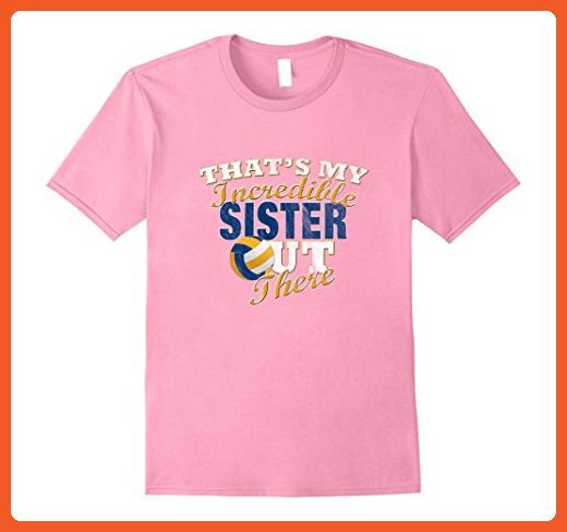 Mens Distressed Funny Volleyball Brother Or Sister Quote T Shirt Medium Pink Relatives And Family Shirts Partner Funny Volleyball Shirts Cool Shirts Shirts