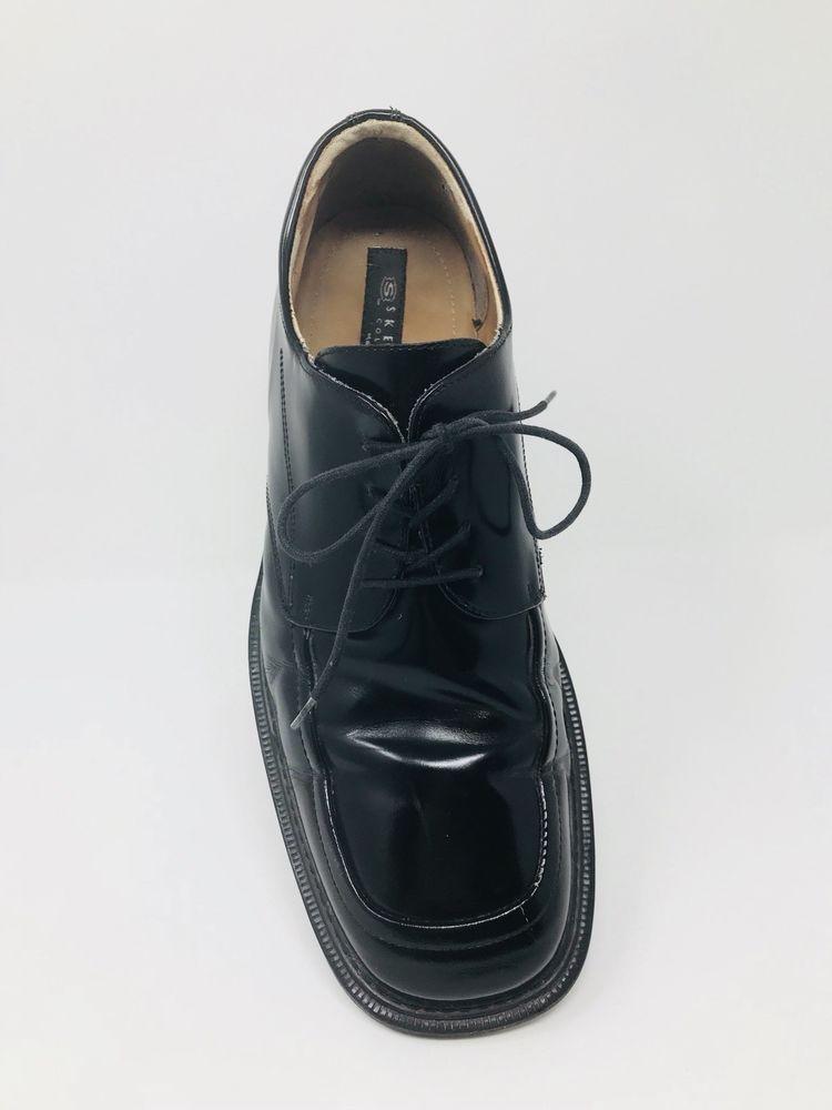 Sketchers Mens Steel Toe Safety Shoes