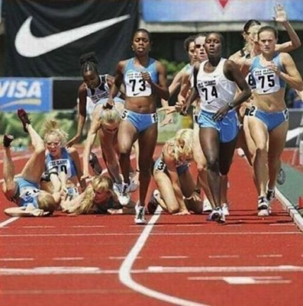 25 Things Only Track And Field Runners Can Understand Funny Sports Pictures American Funny Videos Blonde Jokes