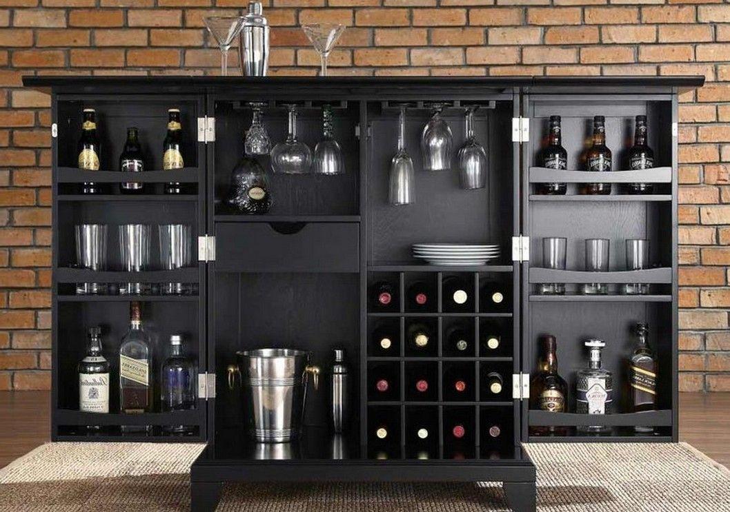 Wein Bar Deko Ideen Zu Geben Eindruck Von Luxus Zu Hause Wein Bar Deko Ideen Haus Bar Bietet Eine Grosse Freude Home Bar Cabinet Bar Cabinet Bars For Home