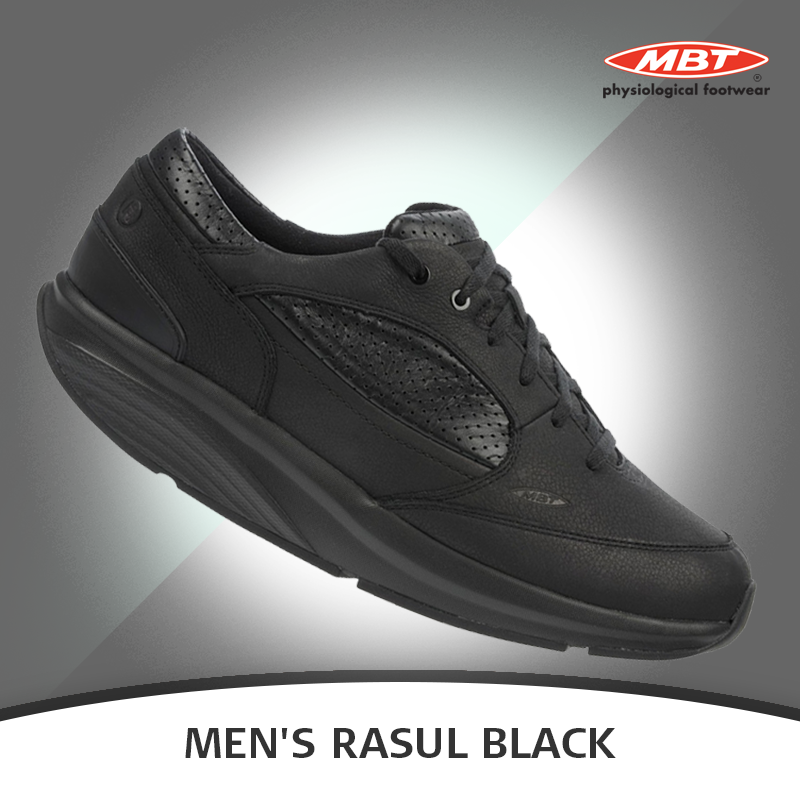 34931da6fcf9 The all new MBT Men s Rasul M is the perfect lightweight shoes that is  heavy on