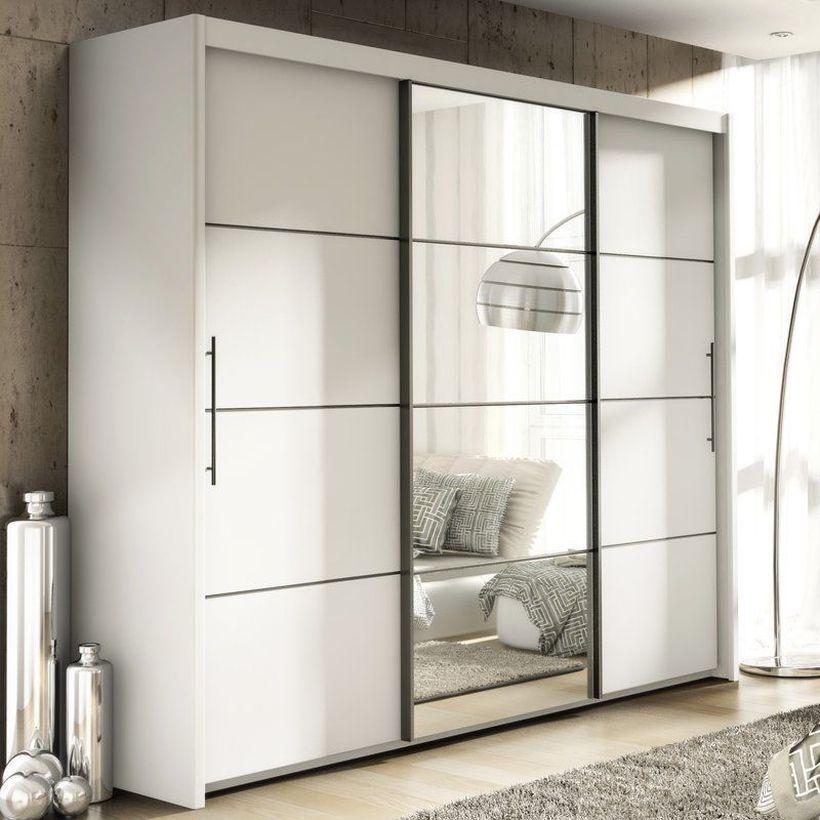 40 Sliding Wardrobe Door Design Ideas For Bedroom That You Must Imitate Sliding Wardrobe Doors Wardrobe Design Bedroom Sliding Door Wardrobe Designs