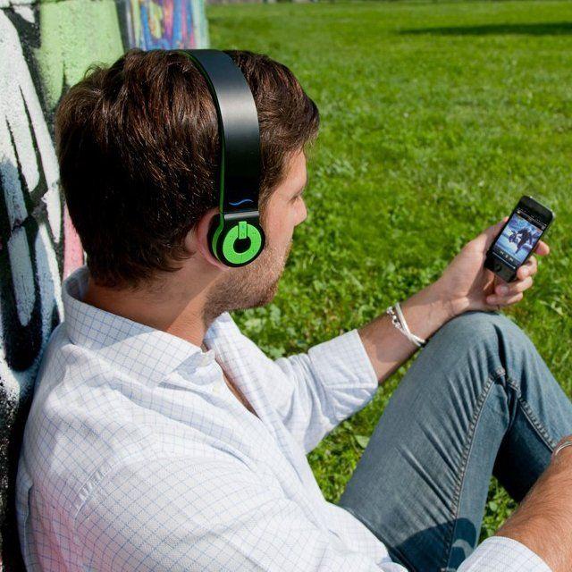 hi-Edo Bluetooth Headphones - $100   Shoppables   Bluetooth
