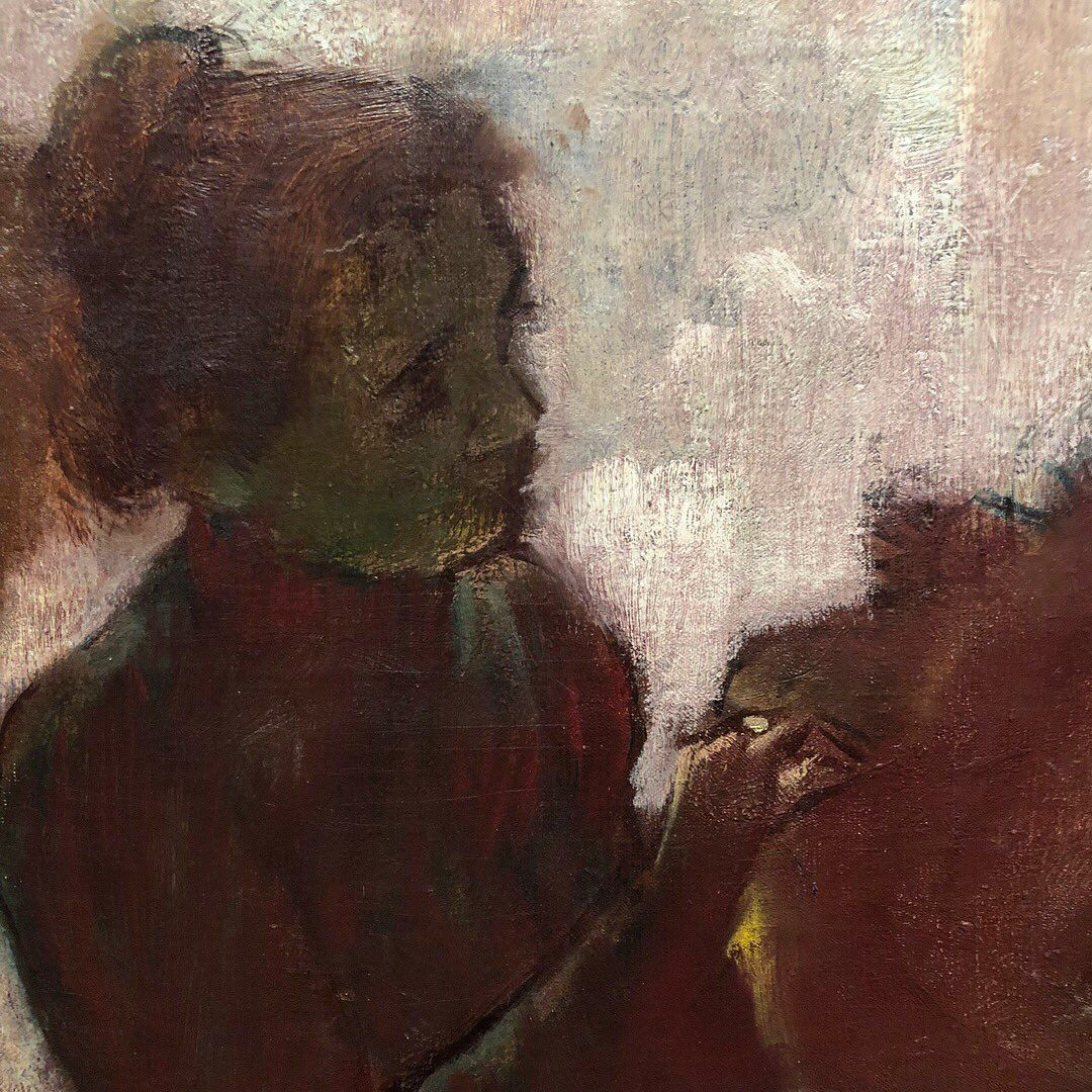 Degas The Milliners (Detail) Modern art, Edgar degas, Art