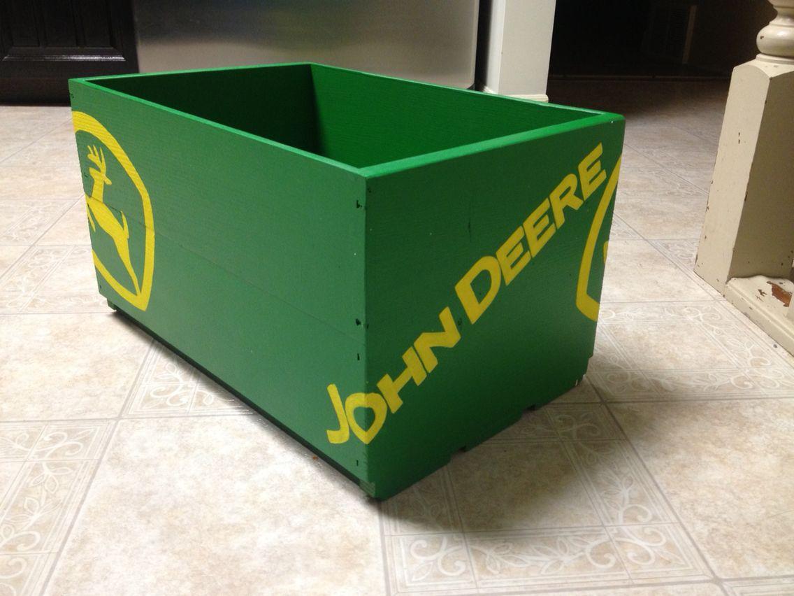 Cute Apple Crate Kids Toy Boxes Or Big Boy Storage Bins