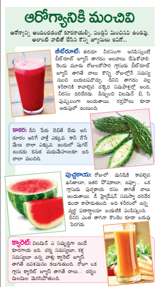 Healthy food recipes benefits of fruit juices in telugu pharmacy healthy food recipes benefits of fruit juices in telugu forumfinder Choice Image