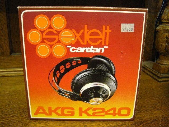 AKG K240 'Sextett'