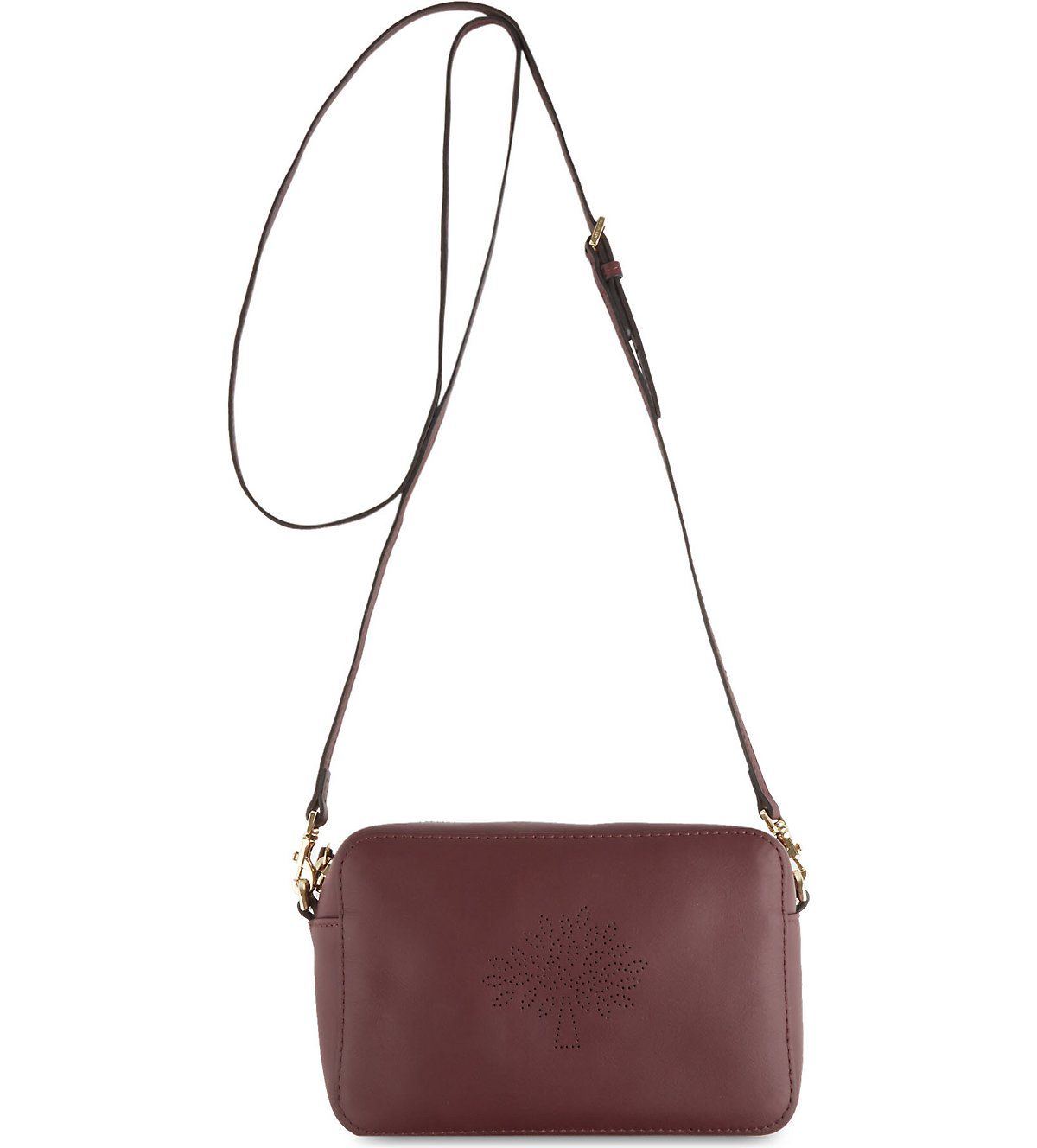 fa4feda8e6 MULBERRY Blossom leather pochette | 40th | Mulberry bag, Bags ...