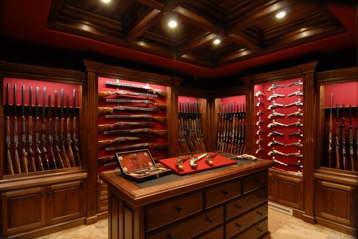 Gun Rooms Julian Amp Sons Gun Room Gun Room Pinterest