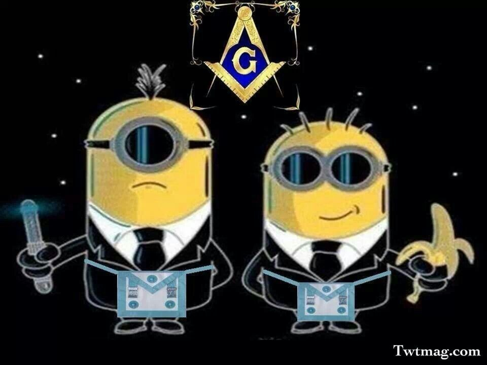 Despicable Me Freemasonry Pinterest Freemasonry