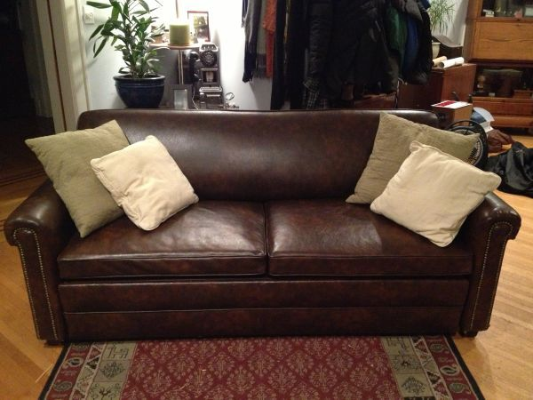Leather Couch Craigslist Anthropologie Sofa Sofa Sofa Inspiration