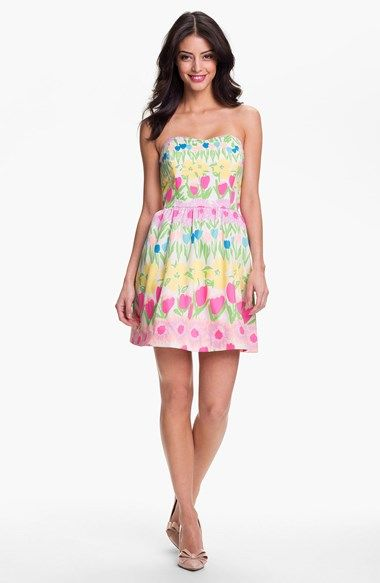 Lilly Pulitzer® 'Payton' Print Fit & Flare Dress | Nordstrom