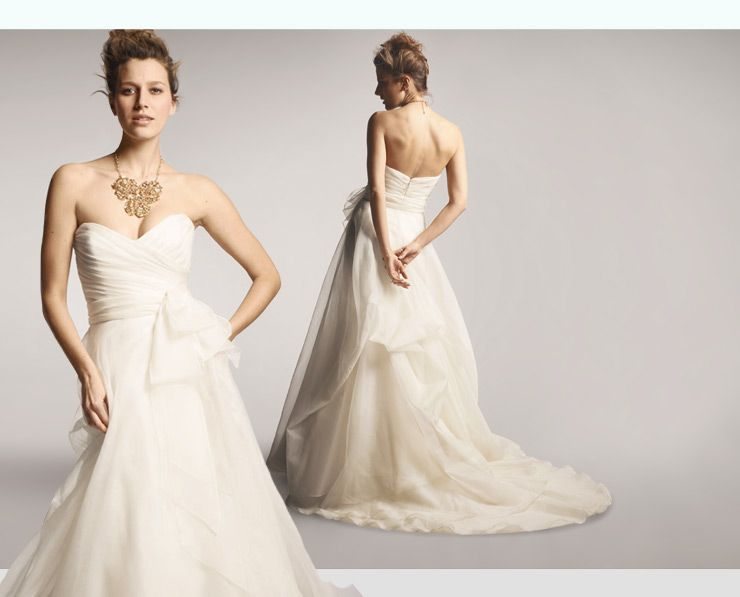 NOUVELLE Amsale Wedding Gowns Lookbook A