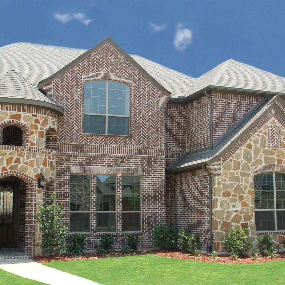West contemporary exterior raleigh by triangle brick company - Artisian Antique Bricks Boral Usa