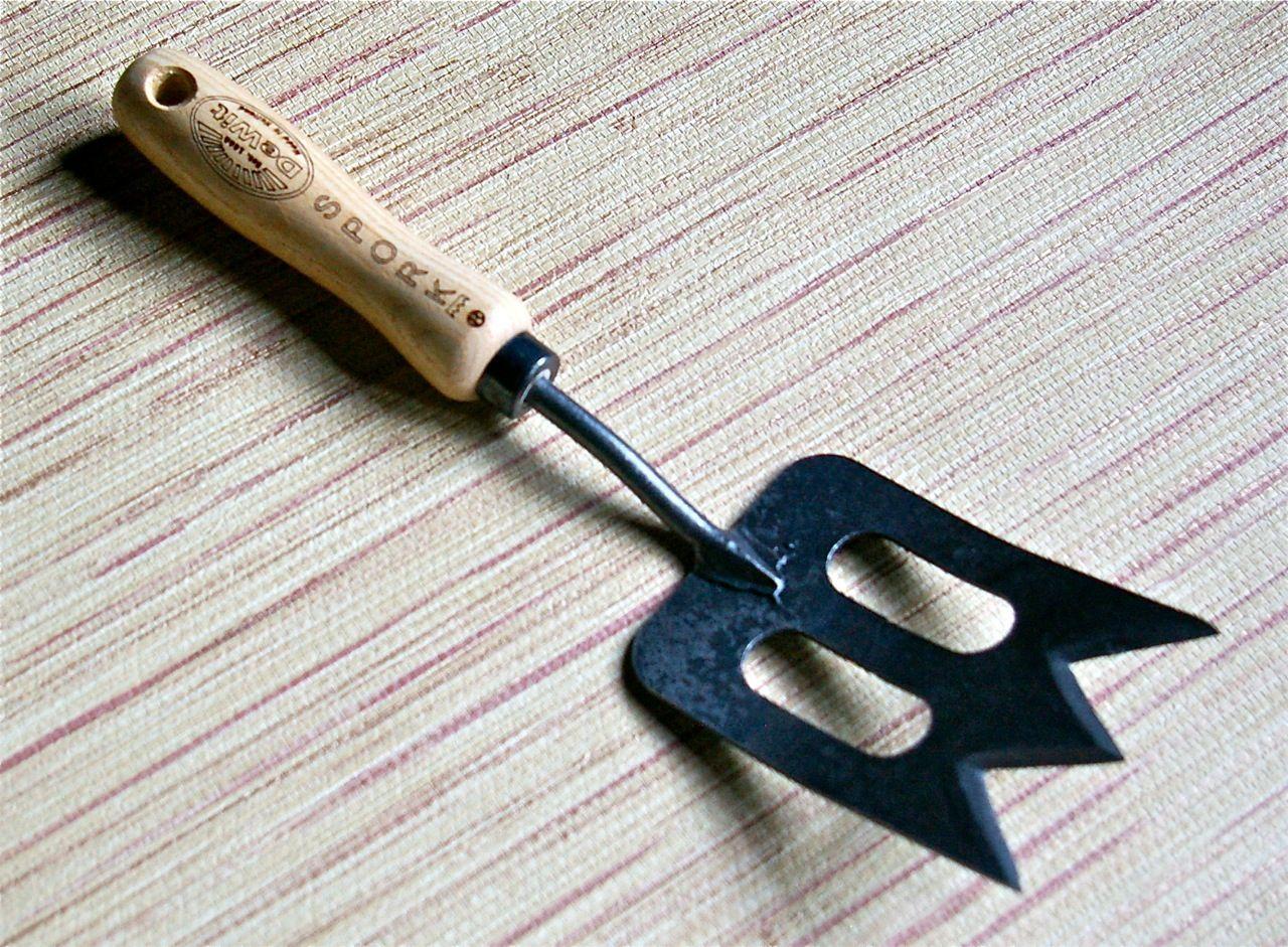 Dewit Hand Spork Garden Tool from Holland Gardenshoponline