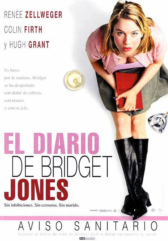póster el diario de bridget jones