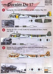 Print Scale Decals 1 72 Dornier Do 17 German Wwii Bomber Ebay Wwii Bomber Wwii Airplane Plywood Boat Plans