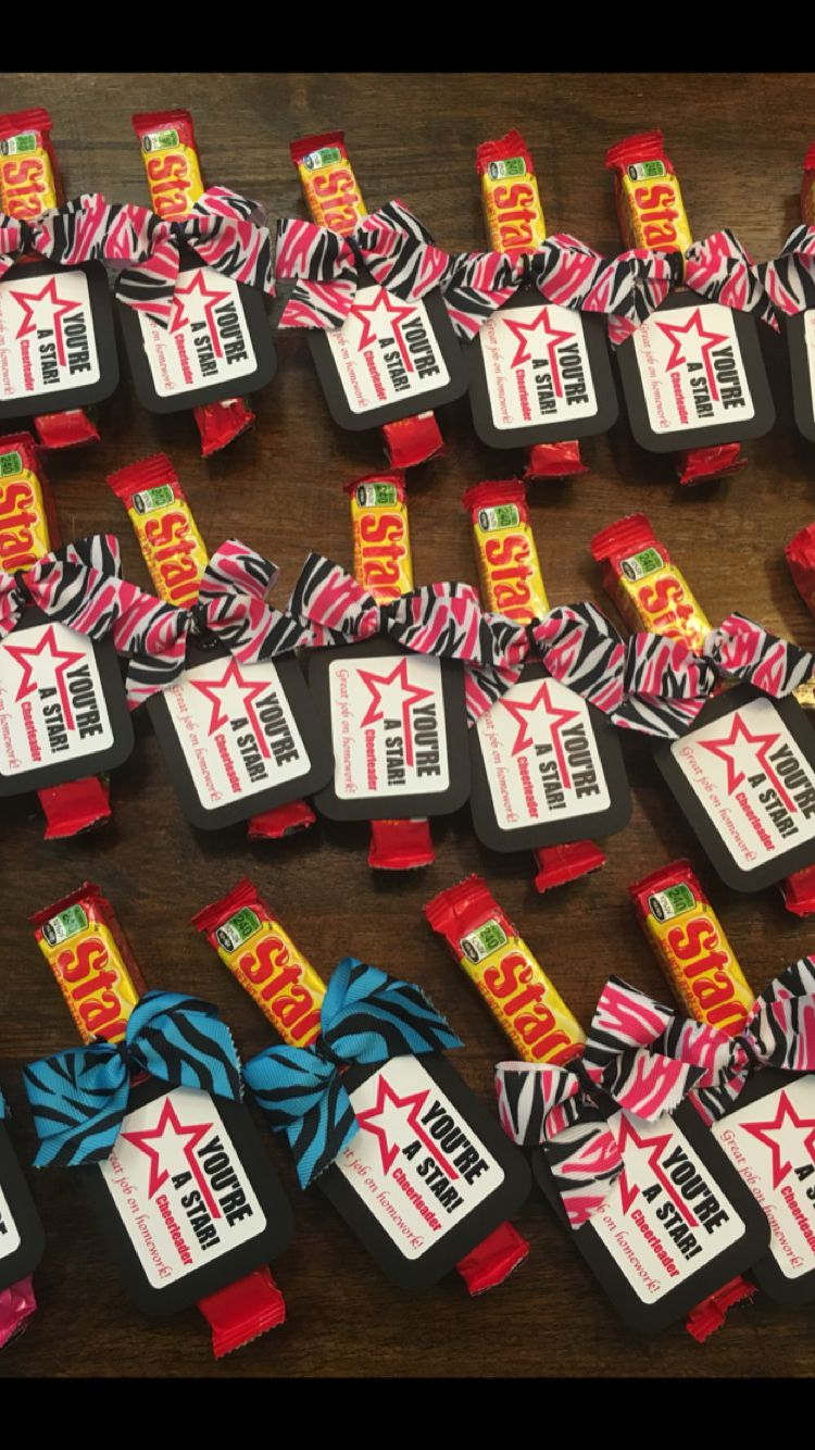 Pin By Melonie Hoak Emmert On Cheer Dance Team Gifts Cheer Camp Gifts Cheerleading Gifts
