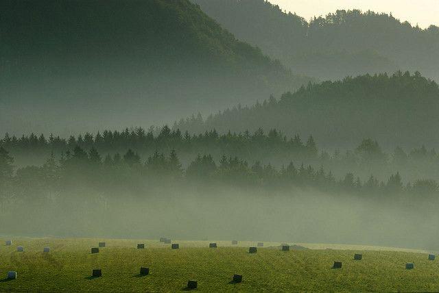 Böhmische Schweiz, Elbsandsteingebirge
