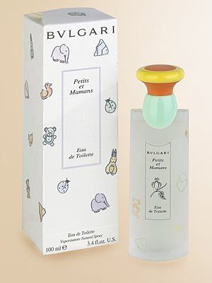 Bvlgari Baby Perfumealthough Babies Already Have A Nice Baby