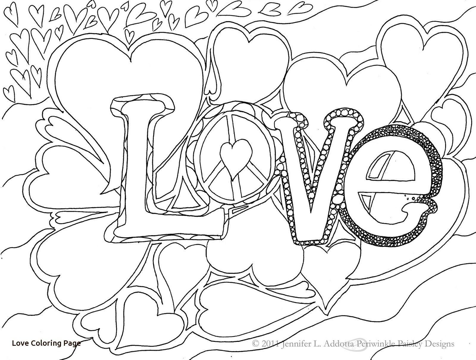 Free Coloring Pages Love Quote Valentine Coloring Printable For Love Coloring Page Kleurplaten Kleurplaten Voor Volwassenen Kleuren