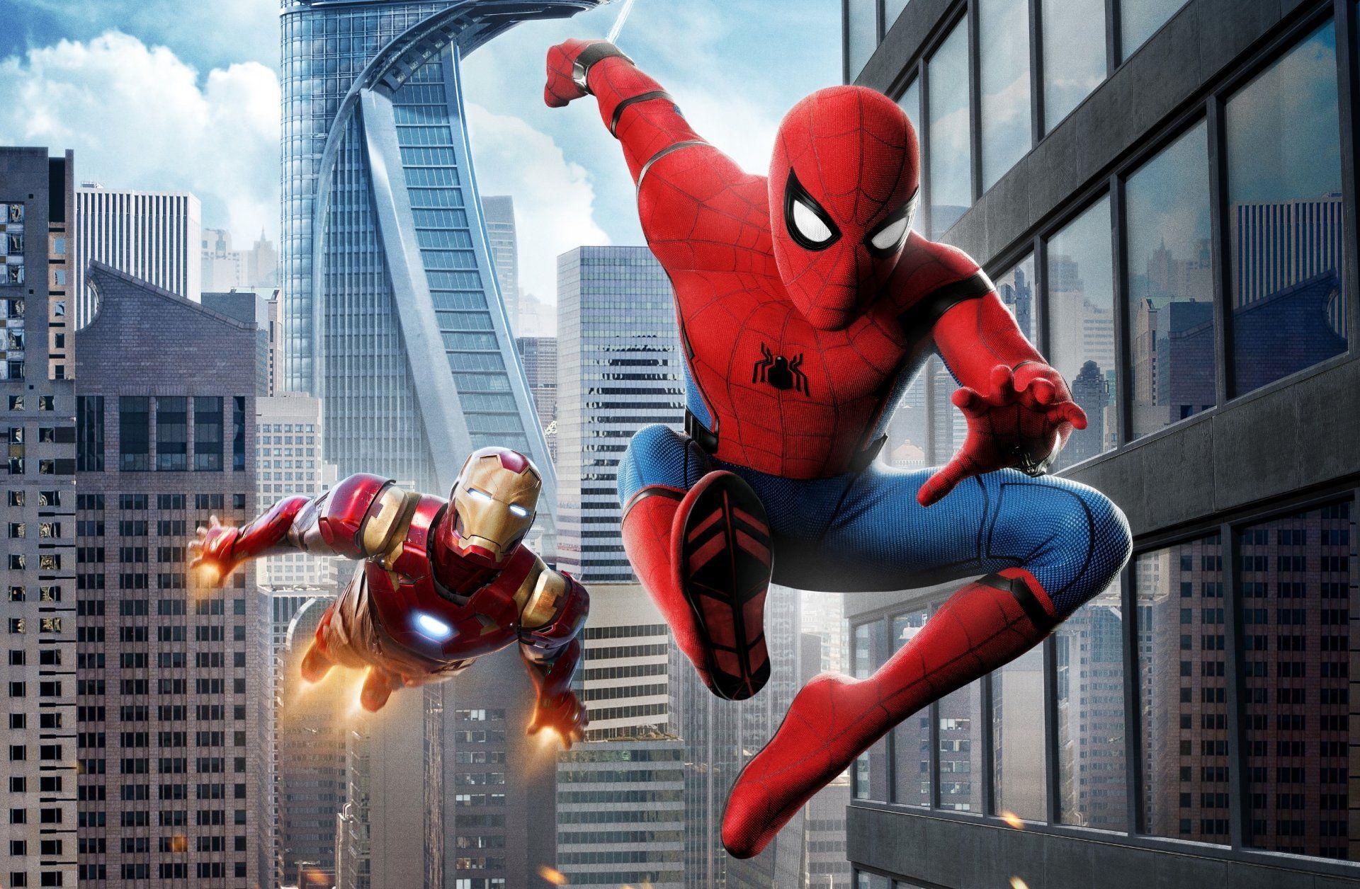 Descarga Los Mejores Fondos De Pantalla De La Película De Spiderman
