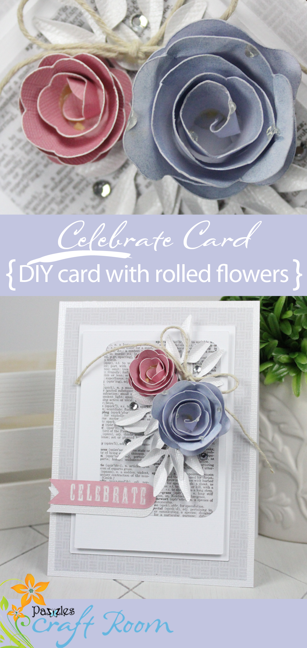 Celebrate Card Spring DIY Projects Pinterest