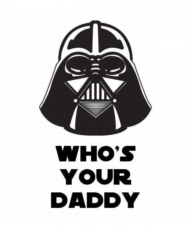 Darth Vader Sharpie Mug + FREE Printables for Father\'s Day! | {Party ...