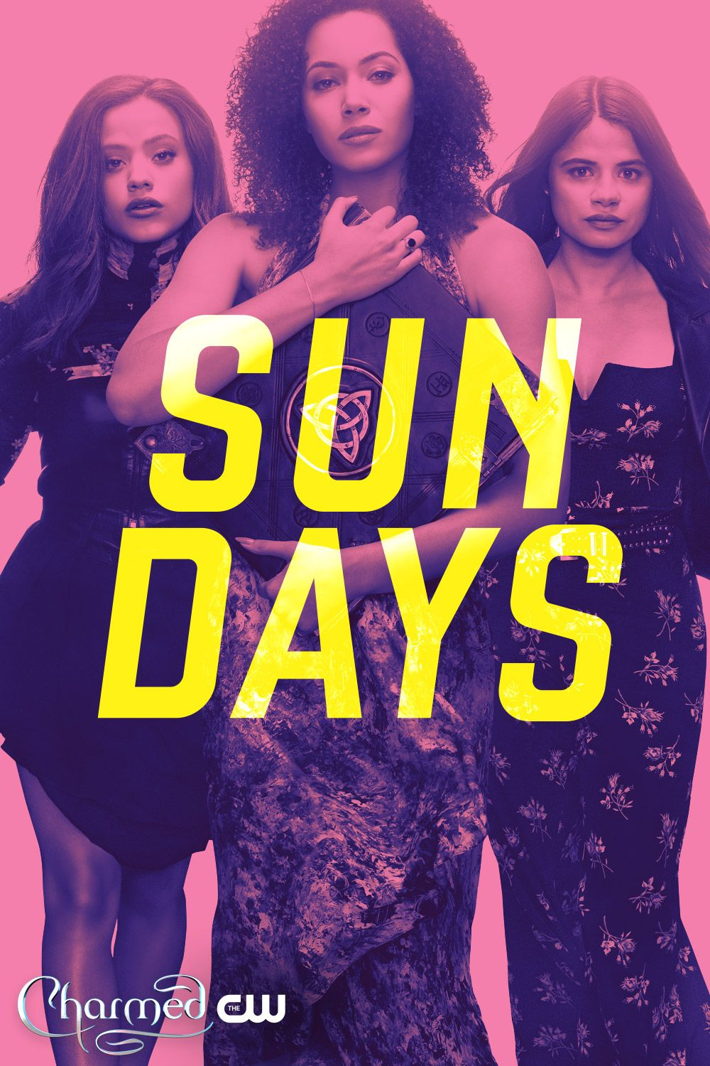 The Power Of Three Charmed Premieres Sunday October 14 On The Cw Stream Free Next Day Only On The Cw App Charmed Sisters Black Magic Woman Sarah Jeffery