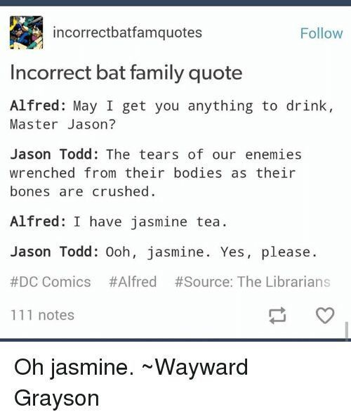 Batfamily & DC Comics memes! - Lookie!