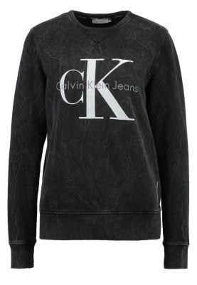 Calvin Klein Jeans HADLEY - Sweatshirt - black für SFr. 130.00 (02.11.16) versandkostenfrei bei Zalando.ch bestellen.