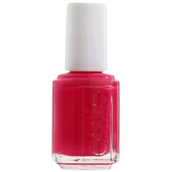 Essie Pink Nail Polish Shades (AUD11) liked on Polyvore with Beauty Pr # aud #auf …