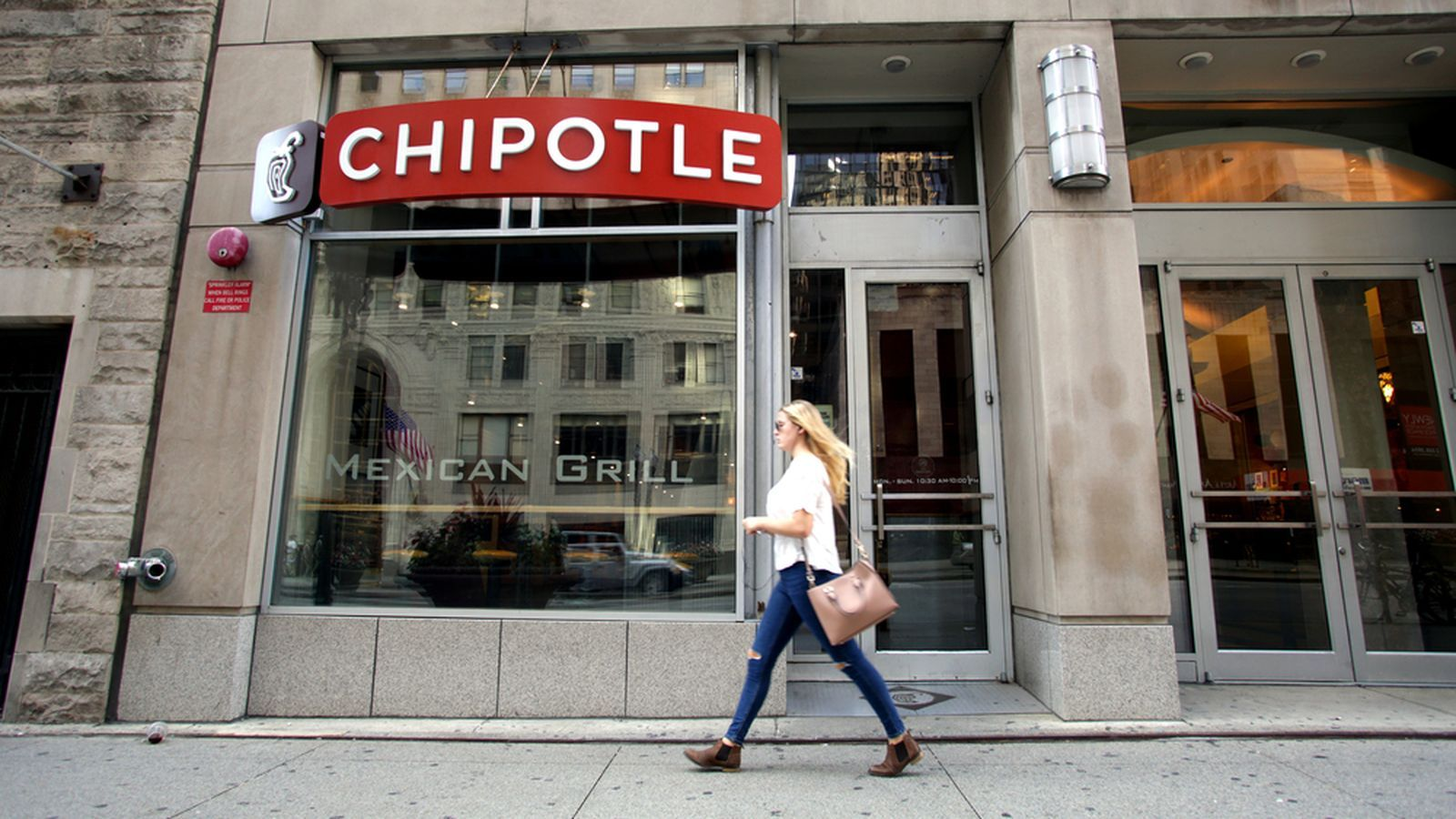 Food Poisoning Reportedly Strikes Again at Chipotle in New