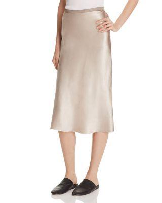 8f6b1bbb1f VINCE Satin Slip Skirt. #vince #cloth #skirt | Vince | Slip skirts ...