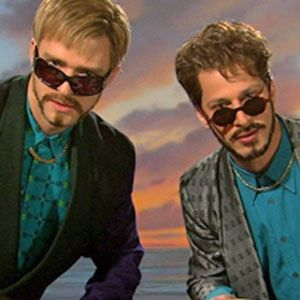 34a814f2 Saturday Night Live · Justin Timberlake & Adam Samberg SNL